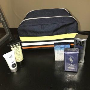 Bloomingdales men's gift set